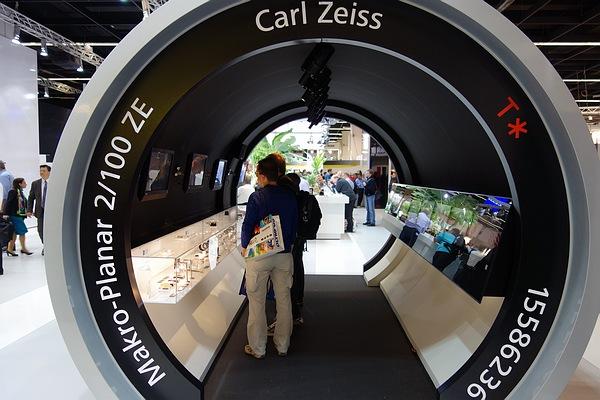 Photokina 2012: Carl Zeiss