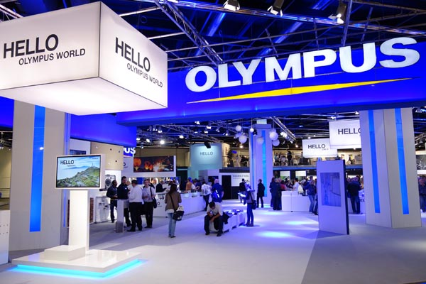 Photokina 2012: Olympus