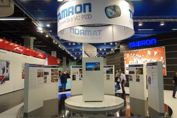 Photokina 2012: Tamron
