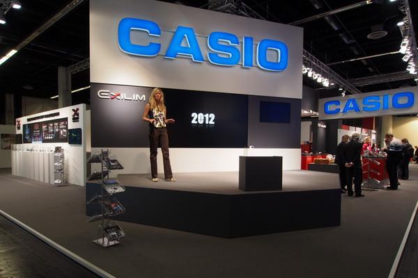 Photokina 2012: Casio