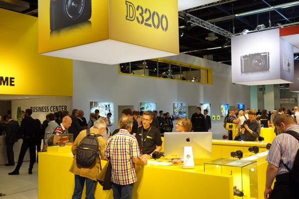 Photokina 2012: Nikon