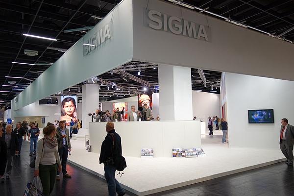Photokina 2012: Sigma