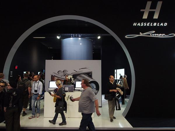 Photokina 2012: Hasselblad