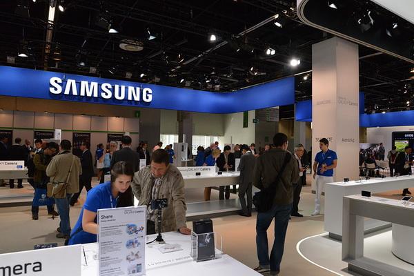 Photokina 2012: Samsung