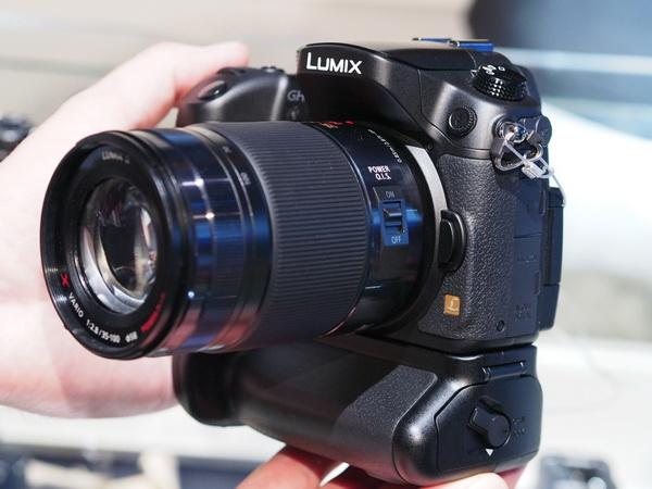 Photokina 2012: Panasonic Lumix GH3
