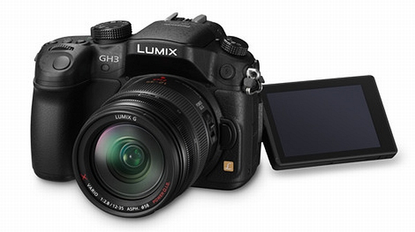 Photokina 2012: Panasonic Lumix GH3
