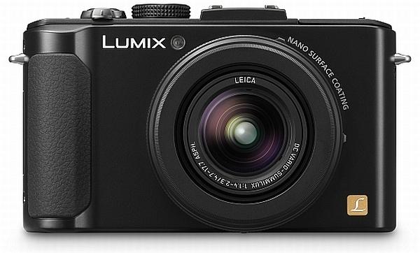Photokina 2012: Lumix LX7