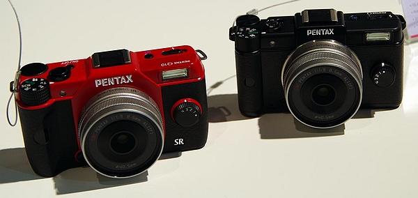 Photokina 2012: Pentax Q-10