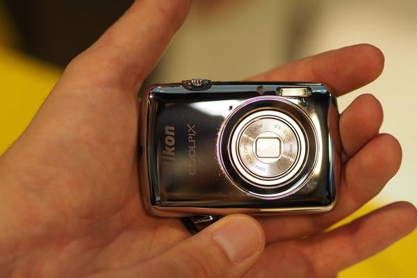 Photokina 2012: Nikon Coolpix S10