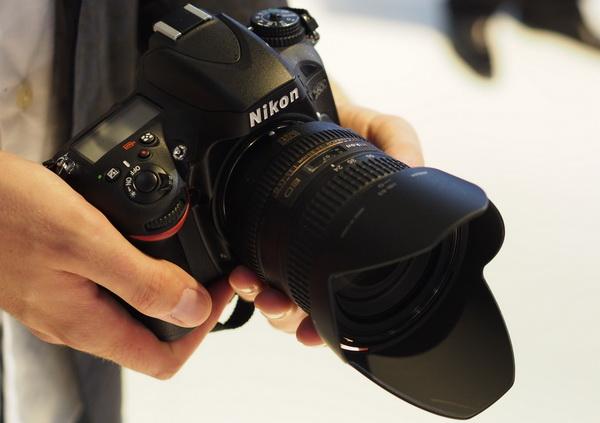 Photokina 2012: Nikon D600