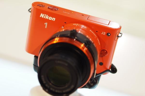 Photokina 2012: Nikon J2