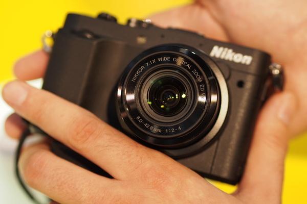 Photokina 2012: Nikon Coolpix P7700
