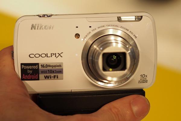 Photokina 2012: Nikon Coolpix S800c