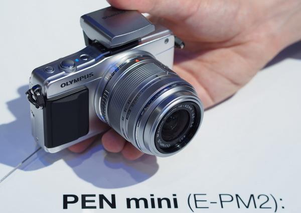 Photokina 2012: Olympus E-PM2