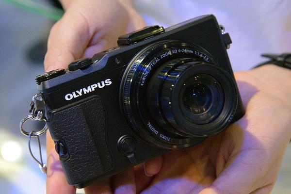 Photokina 2012: Olympus XZ-2