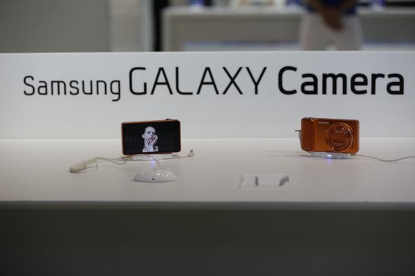 Photokina 2012: Samsung Galaxy Camera