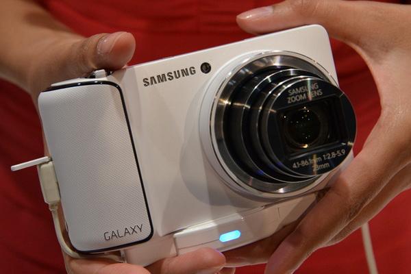 Photokina 2012: Samsung Galaxy