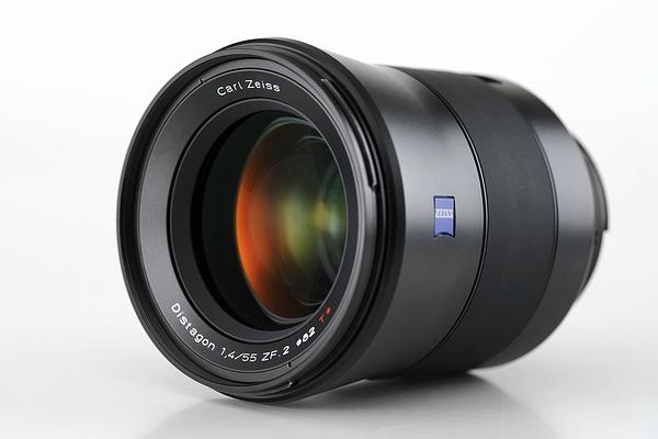 Photokina 2012: Carl Zeiss Distagon 55mm F1.4