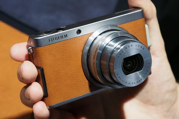 Photokina 2012: Fujifilm XF1