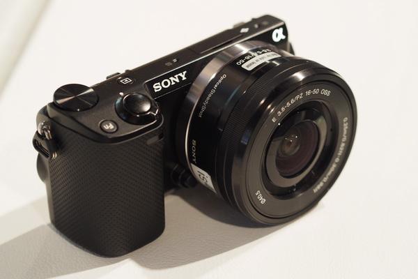 Photokina 2012: Sony NEX-5R
