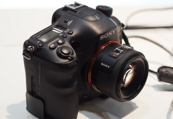 Photokina 2012: Sony A99