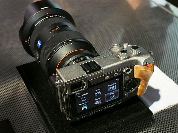 Hasselblad, камера Lunar, Photokina 2012, фотокина 2012