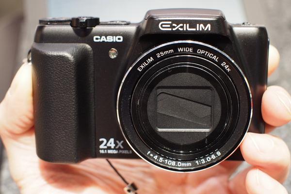 Photokina 2012: Casio EX-H50