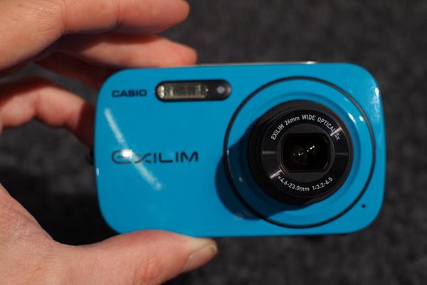 Photokina 2012: Casio Exilim EX-N1