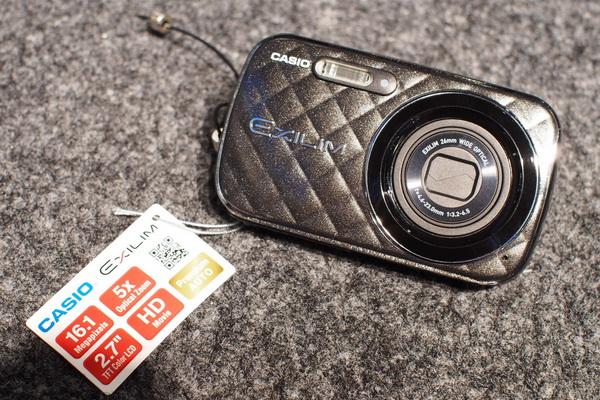 Photokina 2012: Casio Exilim EX-N10