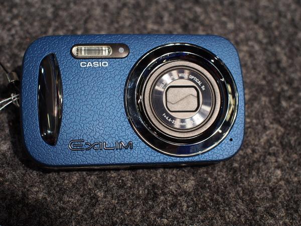 Photokina 2012: Casio Exilim EX-N20
