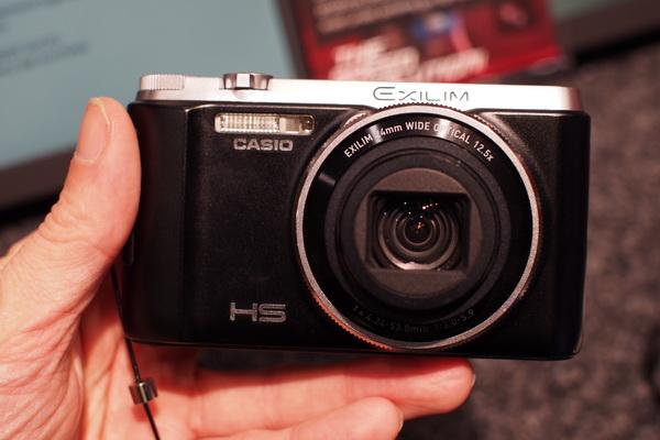 Photokina 2012: Casio Exilim EX-ZR1000