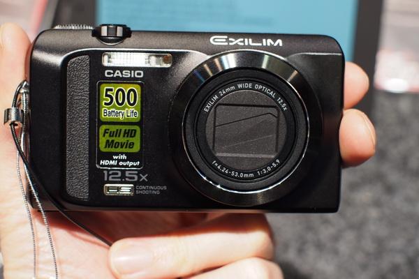 Photokina 2012: Casio Exilim EX-ZR300