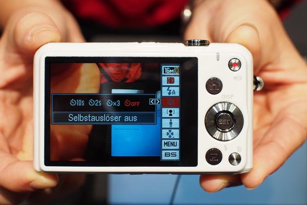 Photokina 2012: Casio Exilim EX-ZS20