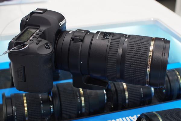 Photokina 2012: Объектив SP 70-200mm f/2.8 Di VC USD