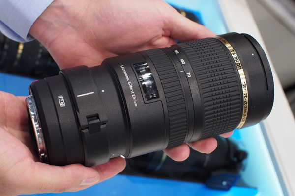 Объектив SP 70-200mm f/2.8 Di VC USD