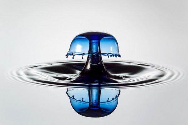 Маркус Ройгельс, немецкие фотографы, капли воды фото, фото капель воды