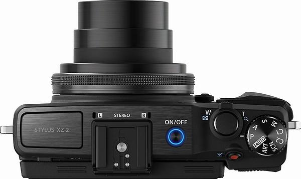 Olympus STYLUS XZ-2, цифровая камера olympus