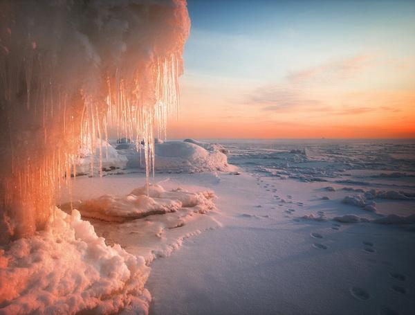 Анатолий Соколов, пейзажи, фото природы