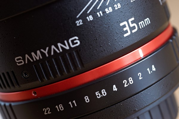 Samyang 35/1.4 ED AS UMC, samyang mf 35mm f 1.4, объектив, обзор