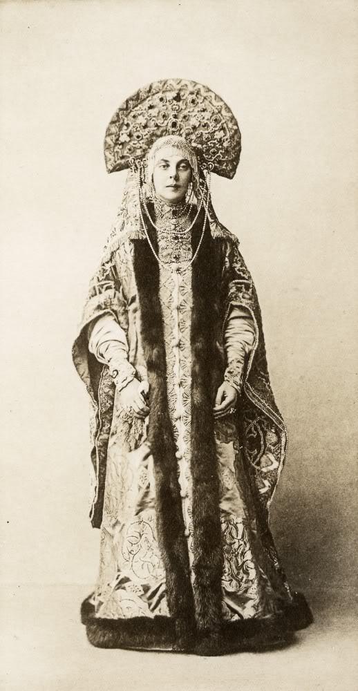 Мрозовская Елена Ликинична, первая русская женщина-фотограф