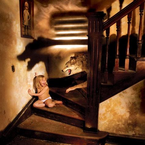 Джошуа Хоффайн, детские страхи от джошуа хоффайна, американские фотографы, Фото, детские страхи, ужасы, фотопроект