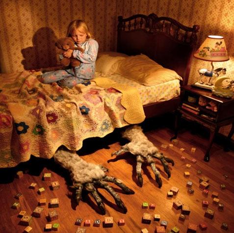 Джошуа Хоффайн,детские страхи от джошуа хоффайна, американские фотографы, Фото, детские страхи, ужасы, фотопроект