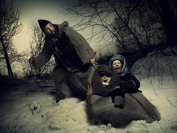 Андрей Кеззин, фотограф