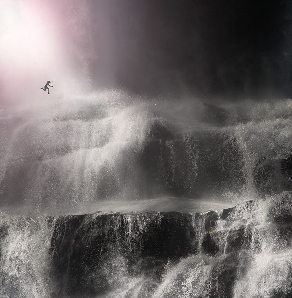 Джордж Христакис, Фотограф, сюрреалистическая фотография