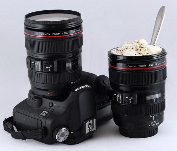 Креативные подарки для фотографа