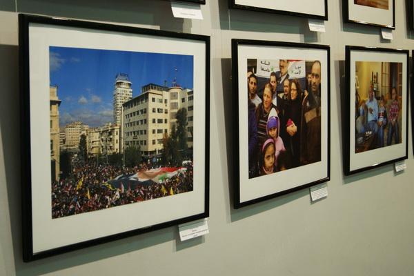 выставка, Анхар Кочнева, журналистка, фото, Сирия