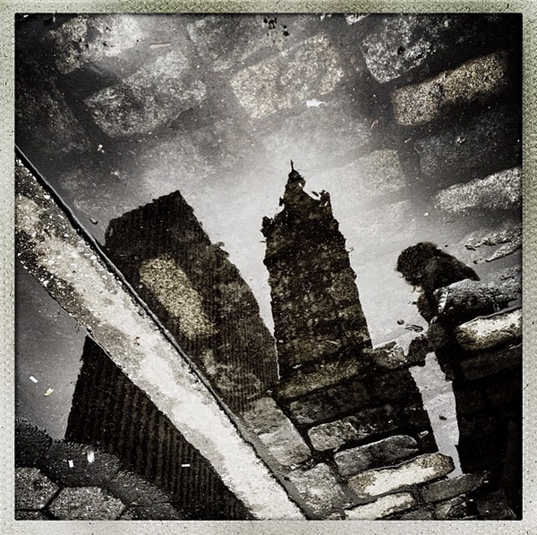 Бенджамин Лоуи, фотограф Instagram