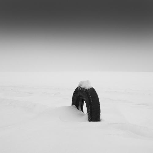Андрей Белков, фото зимы, Минимализм зимы