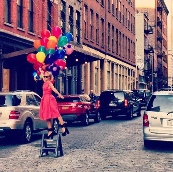 Энтони Даниэль, уличная фотография, фото улиц Нью-Йорка,