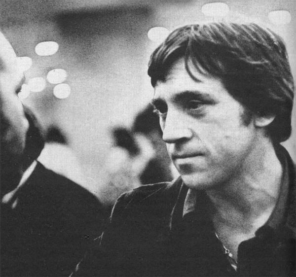 Владимир Высоцкий в Москве, Дом кино, 1976 г. Фото Д.Чижкова.